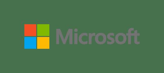 Platinum Sponsor - Microsoft